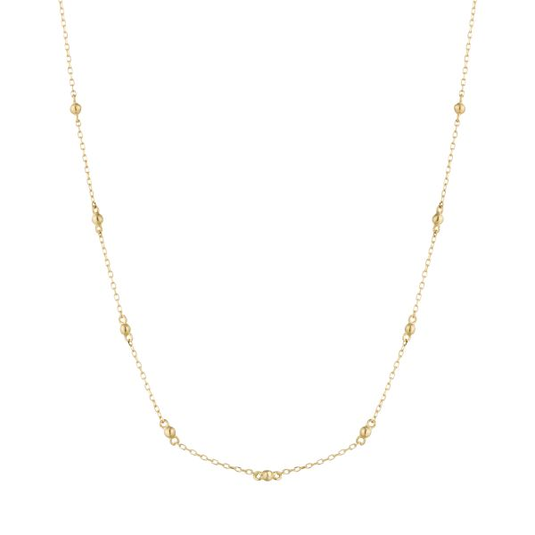 ALICE | Tiny Dots Necklace Barron's Fine Jewelry Snellville, GA