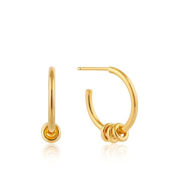 Modern Hoop Earrings Barron's Fine Jewelry Snellville, GA