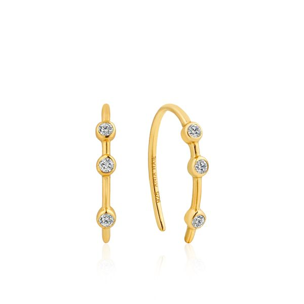 Shimer Stud Hook Earrings Barron's Fine Jewelry Snellville, GA