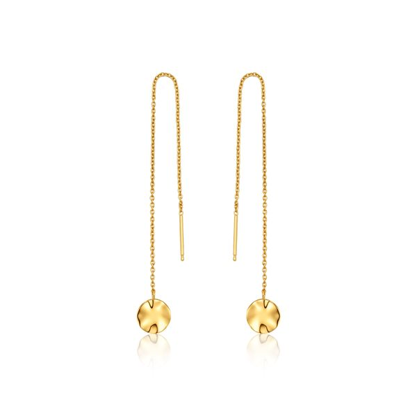 Ripple Threader Earrings Barron's Fine Jewelry Snellville, GA