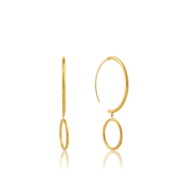 Double Hoop Earrings Barron's Fine Jewelry Snellville, GA