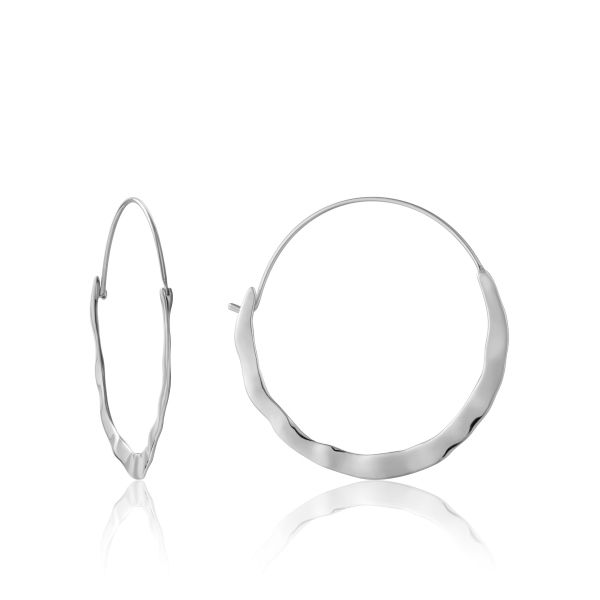 CRUSH HOOP EARRINGS Barron's Fine Jewelry Snellville, GA