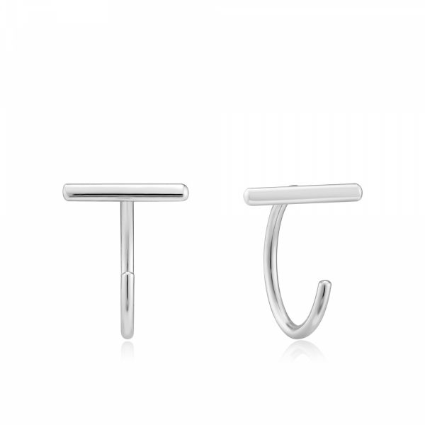 T-BAR TWIST EARRINGS Barron's Fine Jewelry Snellville, GA