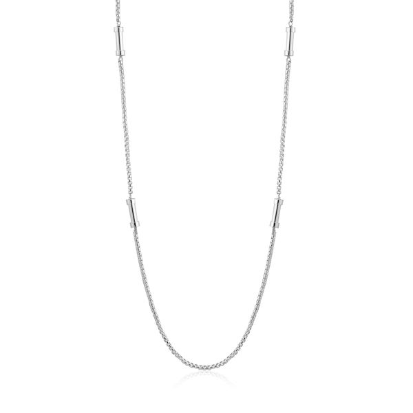 WILL |Necklace with Cylinder Beads Barron's Fine Jewelry Snellville, GA