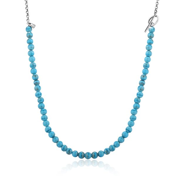 OCEANA | Turquoise Beaded Necklace Barron's Fine Jewelry Snellville, GA