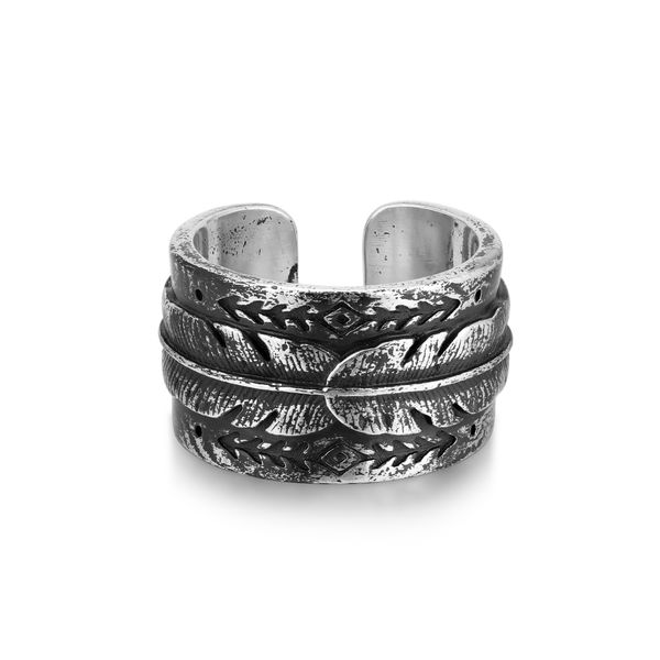 FORCE | Wrapped Feather Open Band Barron's Fine Jewelry Snellville, GA