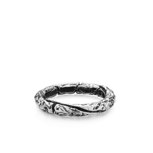 ICE | Textured Narrow Band Barron's Fine Jewelry Snellville, GA
