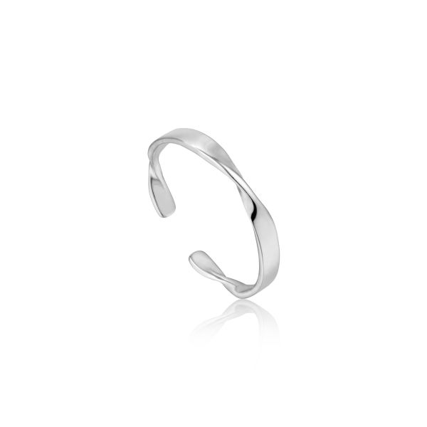 HELIX THIN ADJUSTABLE RING Barron's Fine Jewelry Snellville, GA