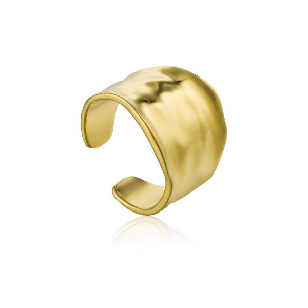 CRUSH WIDE ADJUSTABLE RING Barron's Fine Jewelry Snellville, GA