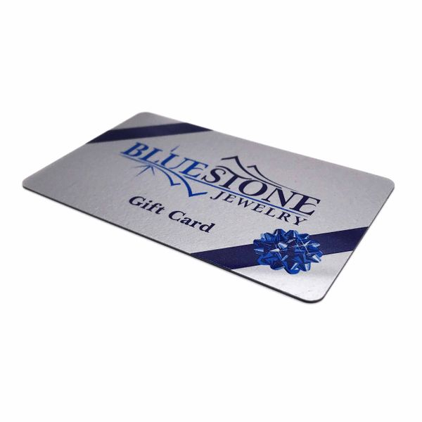 Bluestone Gift Card- $25 Image 3 Bluestone Jewelry Tahoe City, CA