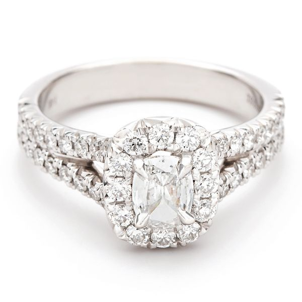 Henri Daussi Diamond Engagement Ring (1.39 ctw) Bremer Jewelry Peoria, IL