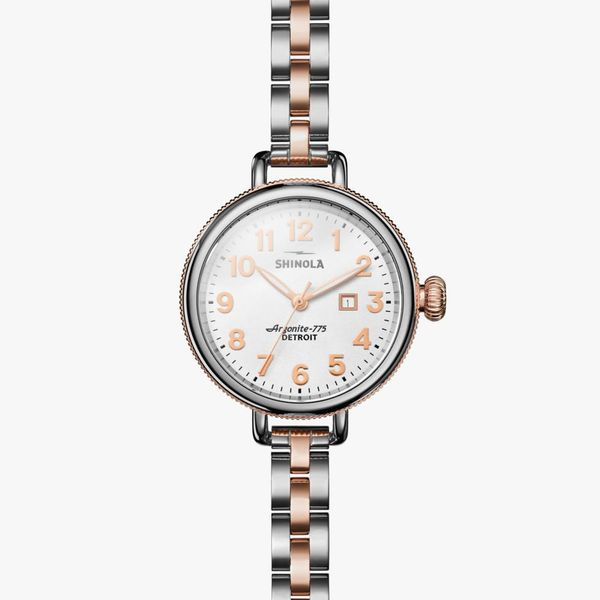 Shinola The Birdy 34mm Stainless Steel Watch Bremer Jewelry Peoria, IL
