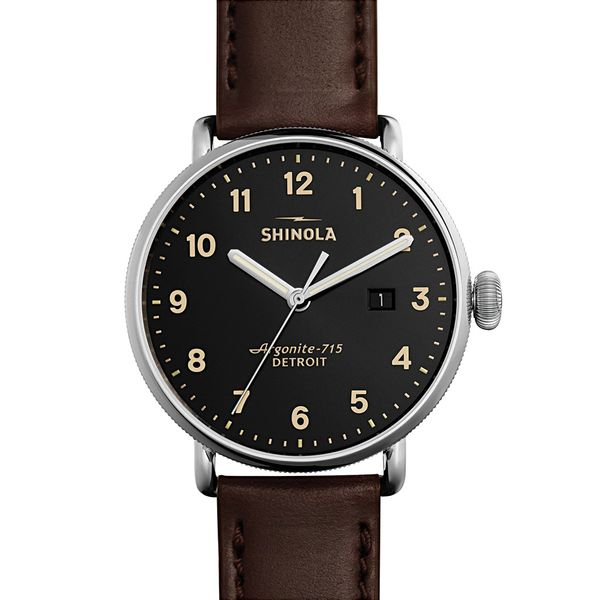 Shinola The Canfield Stainless Steel Watch Bremer Jewelry Peoria, IL