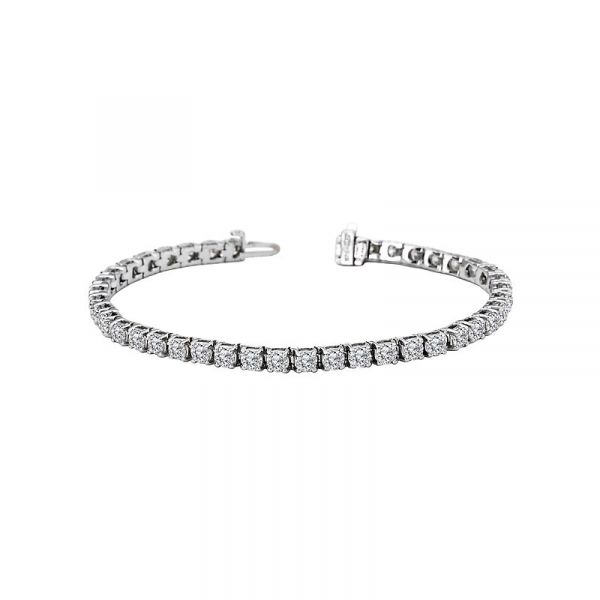 Diamond Tennis Bracelet Carter's Jewelry, Inc. Petal, MS