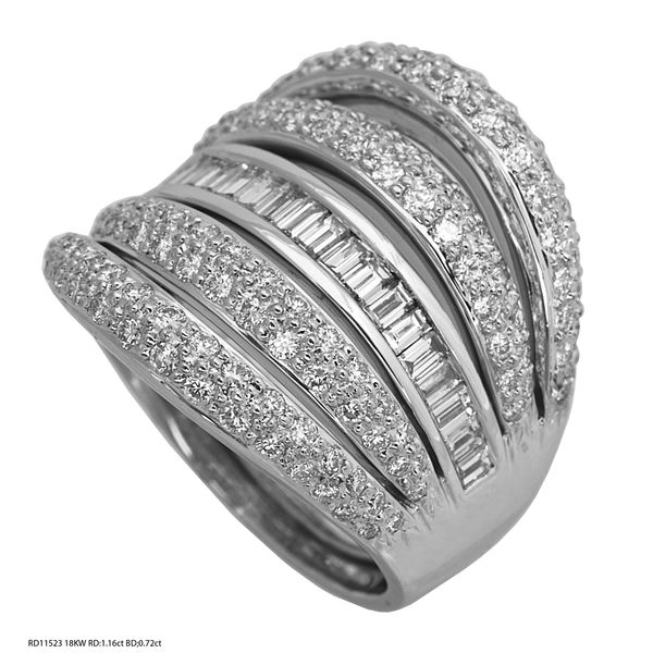 Diamond Band 2.46ctw Clater Jewelers Louisville, KY