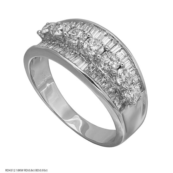 Diamond Band 1.55ctw Clater Jewelers Louisville, KY
