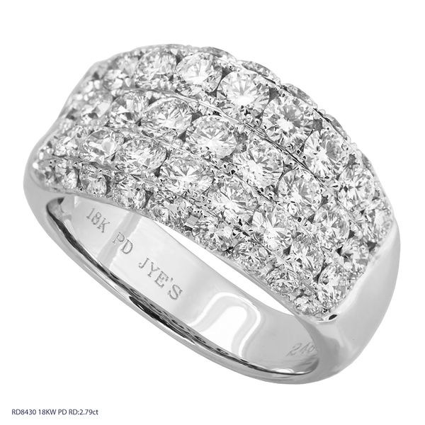 Diamond Band 2.95ctw Clater Jewelers Louisville, KY
