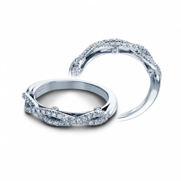 Insignia Collection Infinity Wedding Band Cottage Hill Diamonds Elmhurst, IL