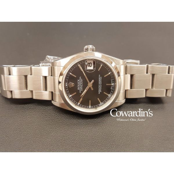 Number on where the perpetual rolex datejust serial a oyster is Rolex Datejust