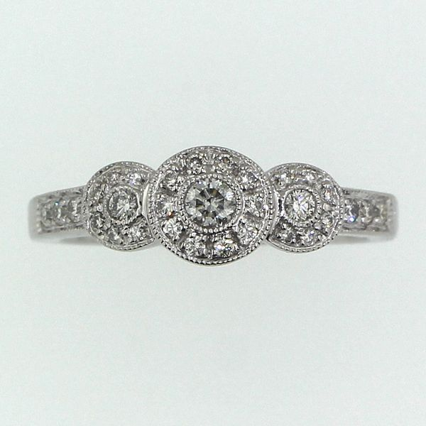 Diamond Engagement Ring Image 3 Darrah Cooper, Inc. Lake Placid, NY