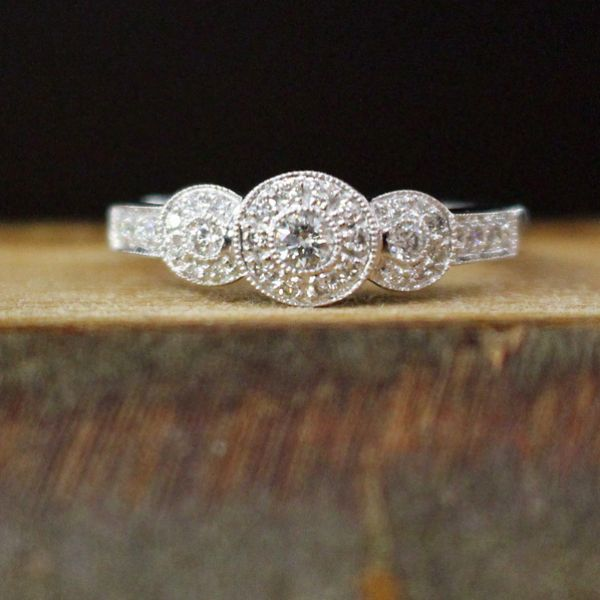 Diamond Engagement Ring Image 4 Darrah Cooper, Inc. Lake Placid, NY