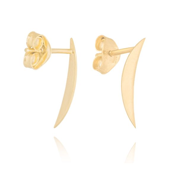 Crescent Earrings Darrah Cooper, Inc. Lake Placid, NY