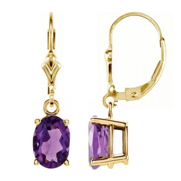 Dangle Style Earrings Image 2 David Douglas Diamonds & Jewelry Marietta, GA