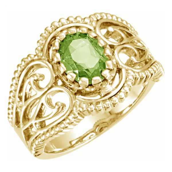 Antique Style Ring David Douglas Diamonds & Jewelry Marietta, GA