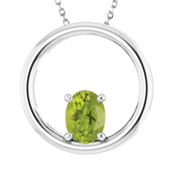 Full Circle Necklace David Douglas Diamonds & Jewelry Marietta, GA