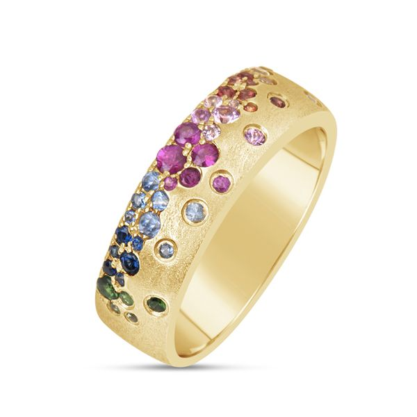 14K Multi-Gemstone Ring D. Geller & Son Jewelers Atlanta, GA