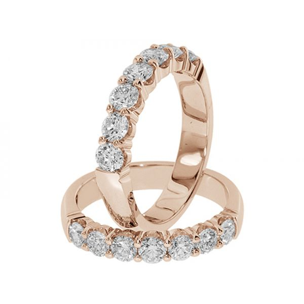 14K Rose Gold Diamonds Direct St. Petersburg, FL