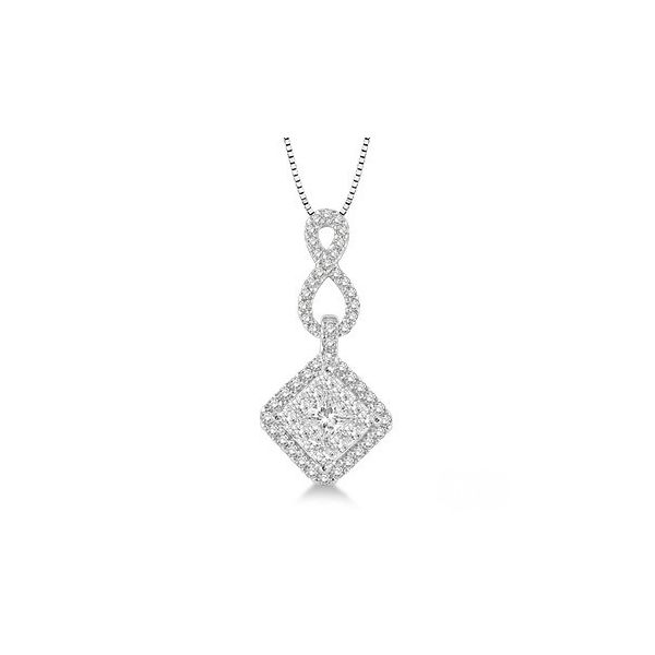 SUNBRIGHT DIAMOND PENDANT Diamonds Direct St. Petersburg, FL