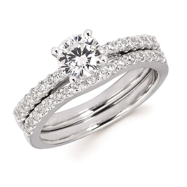 Ostbye Engagement Ring Diedrich Jewelers Ripon, WI