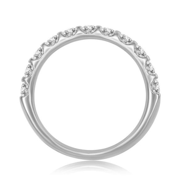 Women's Diamond Wedding Band Image 2 Anthony Jewelers Palmyra, NJ