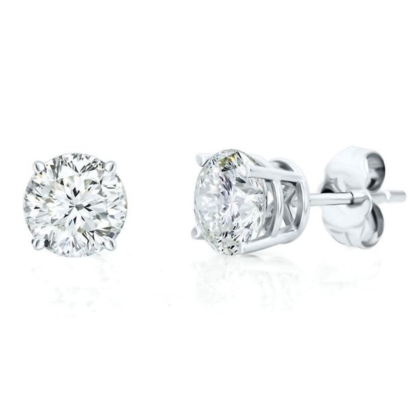 Diamond Stud Earrings Anthony Jewelers Palmyra, NJ