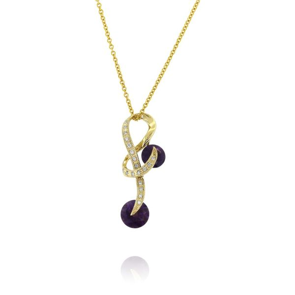 Gemstone Pendant Anthony Jewelers Palmyra, NJ
