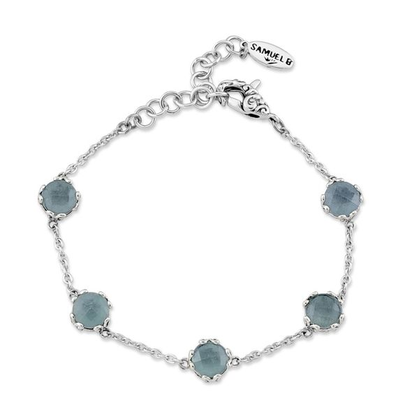 Gemstone Bracelet Anthony Jewelers Palmyra, NJ