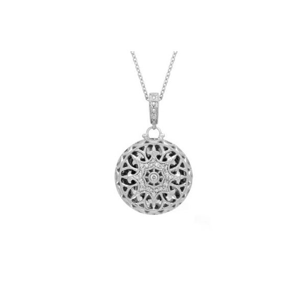 Sterling Silver Pendant Anthony Jewelers Palmyra, NJ