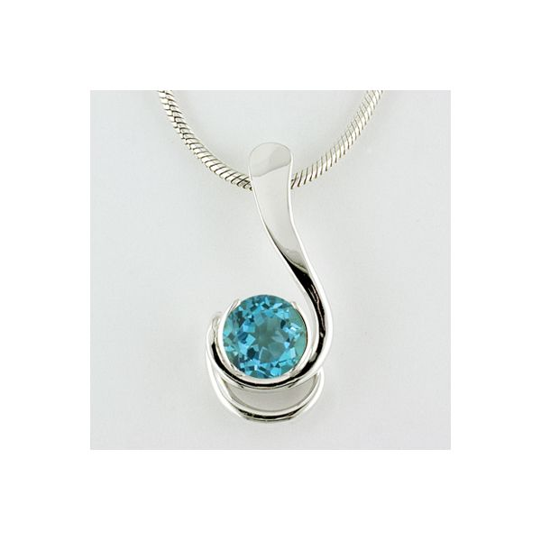 Sterling Silver Pendant Image 2 Anthony Jewelers Palmyra, NJ