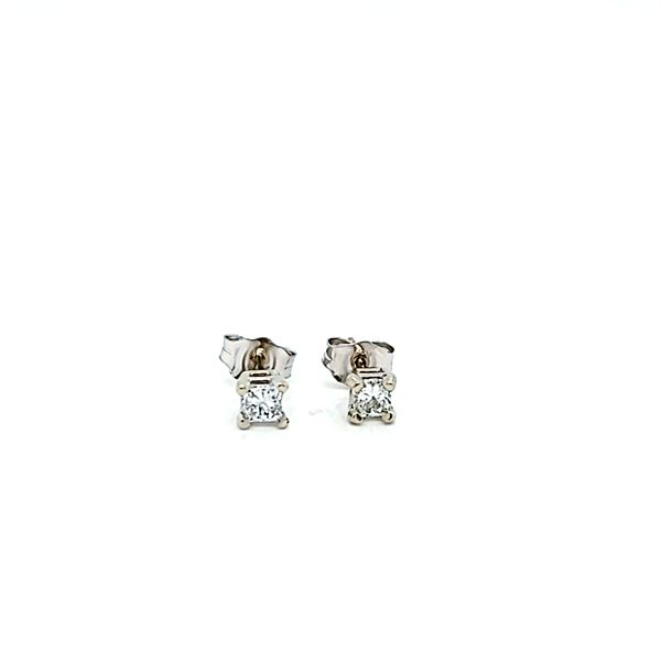 .30ct Round Diamond Stud Earrings Arezzo Jewelers Chicago, IL