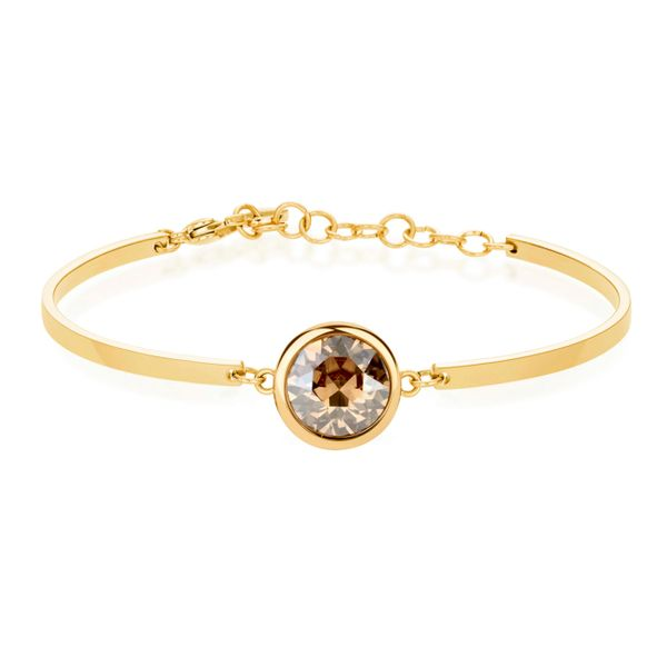 Bracelet Chakra Gold Crystal Arezzo Jewelers Chicago, IL