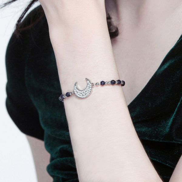 Chakra Bracelet: Growing Moon Image 2 Arezzo Jewelers Chicago, IL