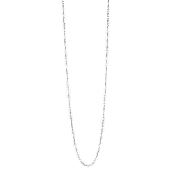 Sterling Silver Chain Necklace Arezzo Jewelers Chicago, IL