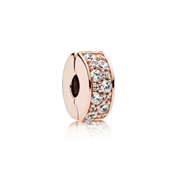 Shining Elegance Clip Charm Arezzo Jewelers Chicago, IL