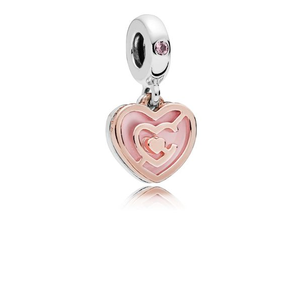Path to Love Charm, PANDORA Rose™ Arezzo Jewelers Chicago, IL