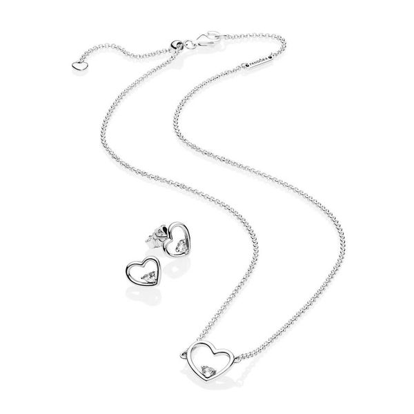 Shape Of My Heart Jewelry Gift Set Arezzo Jewelers Chicago, IL