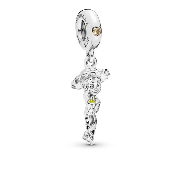 Disney Pixar, Toy Story, Jessie Dangle Charm Arezzo Jewelers Chicago, IL