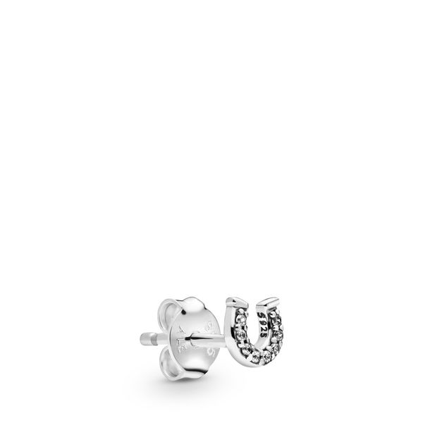 Pandora Me - My Lucky Horseshoe Single Stud Earring Arezzo Jewelers Chicago, IL