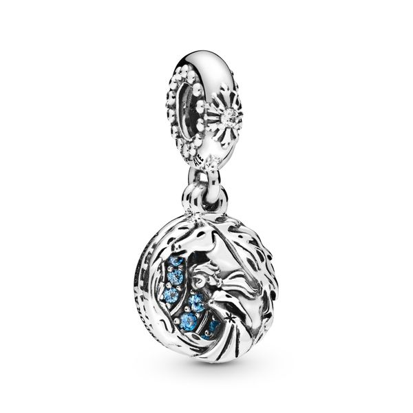 Disney Frozen Elsa and Nokk Dangle Charm Arezzo Jewelers Chicago, IL