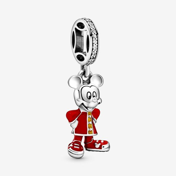 Disney Mickey Mouse Dangle Charm Arezzo Jewelers Chicago, IL